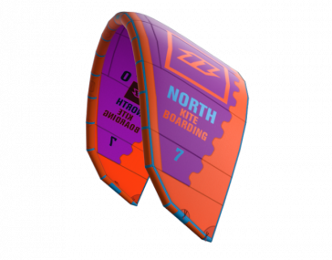 Aile North Kiteboarding Mono 12 m² 2016 d'occasion nue