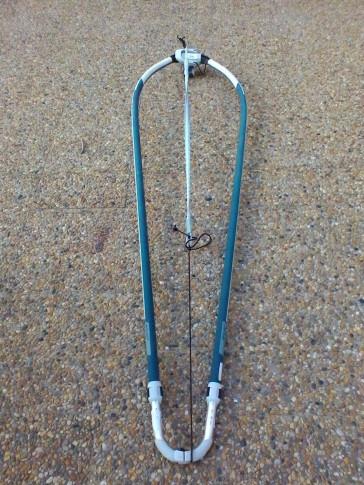 Wishbone North Sails ALUMINIUM 2012 - 180 - 230 cm d'occasion