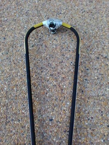 Wishbone North Sails ALUMINIUM 2013 - 150 - 200 cm d'occasion
