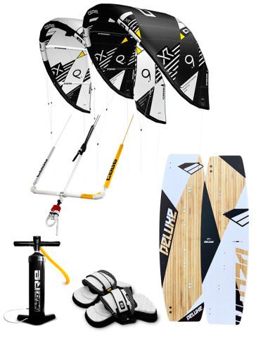 Pack Kite Core : XR6 + Deluxe + Sensor 3