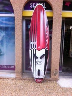 planche de windsurf rrd z-ride 110L 2008