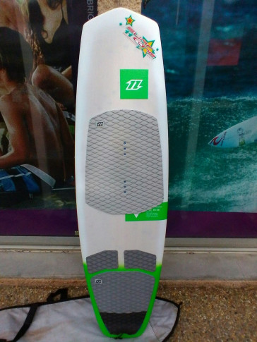 North Kiteboarding PRO CSC 5'3'' 2016 d'occasion