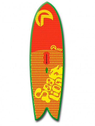 Planche de Windsurf Sealion Classic Rasta 2018