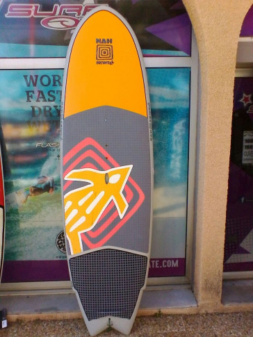planche de SUP d'occasion Nahskwell GET UP 8'6'' 2014