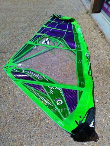 Voile de windsurf Gaastra IQ 4.2 m² 2014 d'occasion