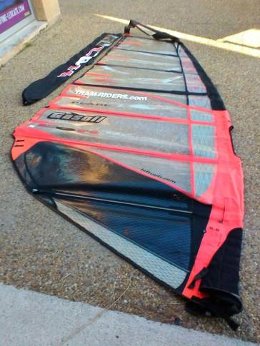 Voile de Windsurf Loft Sails BLADE 2009