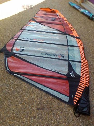 Voile de windsurf Loft Sails RACING BLADE 7.0 m² 2015 d'occasion