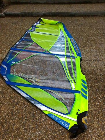 Naish BOXER 4.0 m² 2008 d'occasion