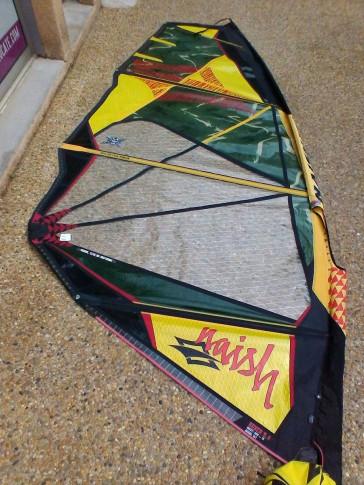 Voile de windsurf Naish BOXER 5.4 m² 2012 d'occasion
