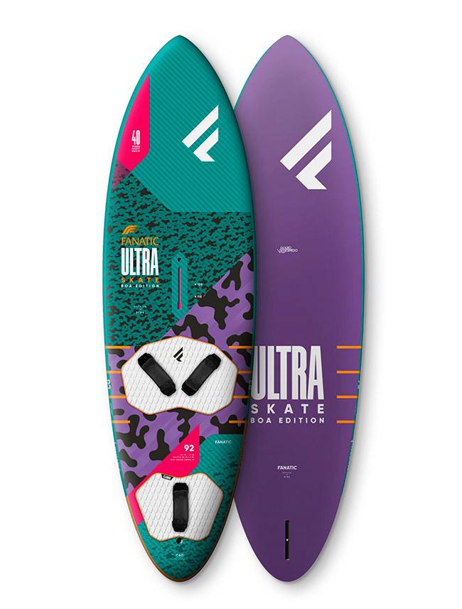 Planche De Windsurf Fanatic Ultra Skate Boa Edition 2021