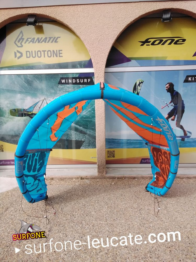 Aile De Kite D Occasion F One Trust 5 M 2016 Nue