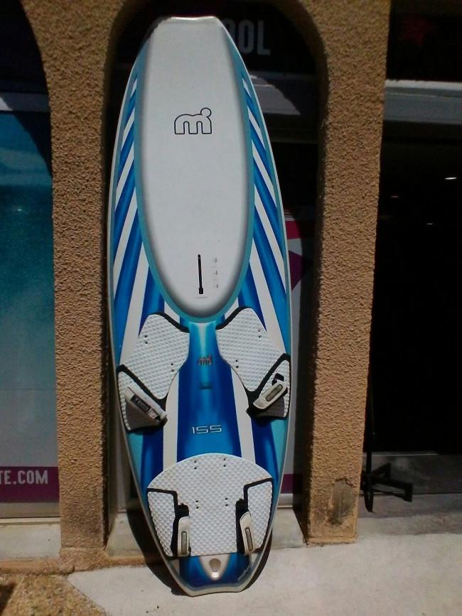 Planche De Windsurf Occasion Mistral Explosion 155l 2006