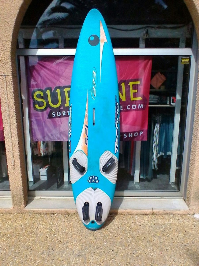 Planche De Windsurf Occasion Bic Techno 125l 2000