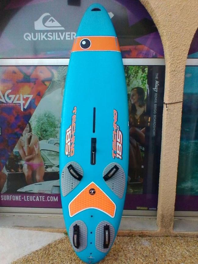 Planche De Windsurf Occasion Bic Techno 220l 2018