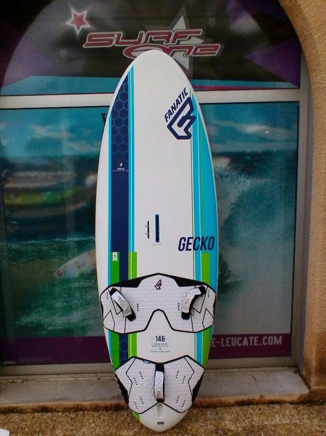 Planche De Windsurf Occasion Fanatic Gecko Hrs 146l 2016
