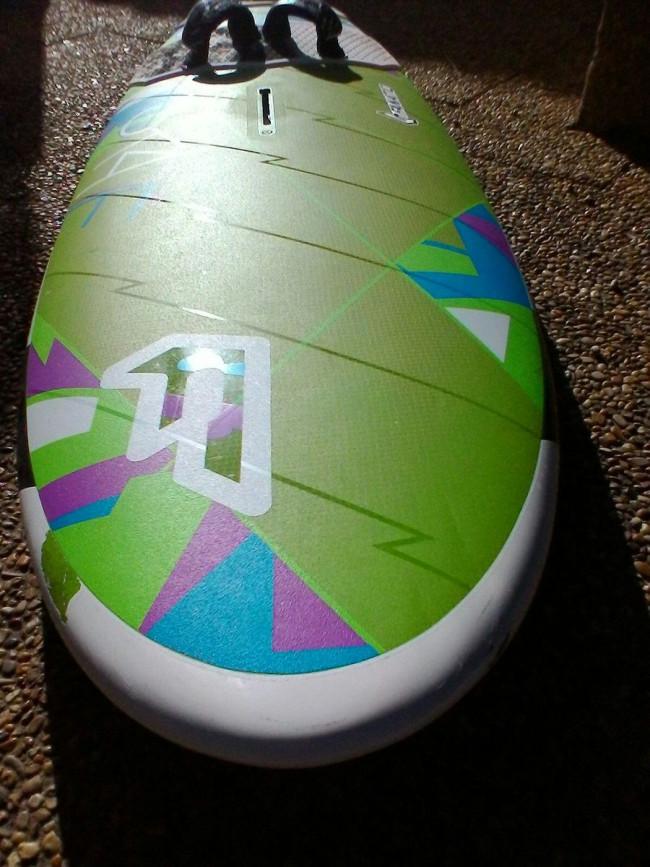 planche de windsurf occasion fanatic skate 99 team edition 99l 2013. Black Bedroom Furniture Sets. Home Design Ideas