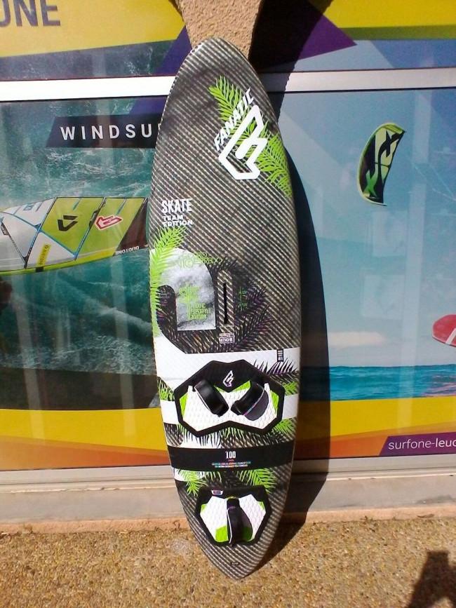Planche De Windsurf Occasion Fanatic Skate Te 100l 2018