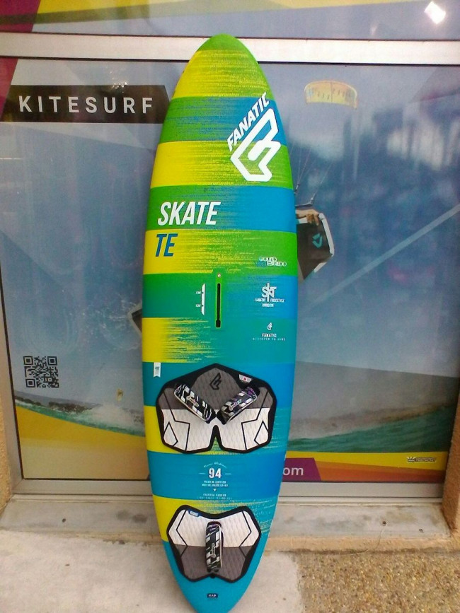 Planche De Windsurf Occasion Fanatic Skate Te 94l 2016
