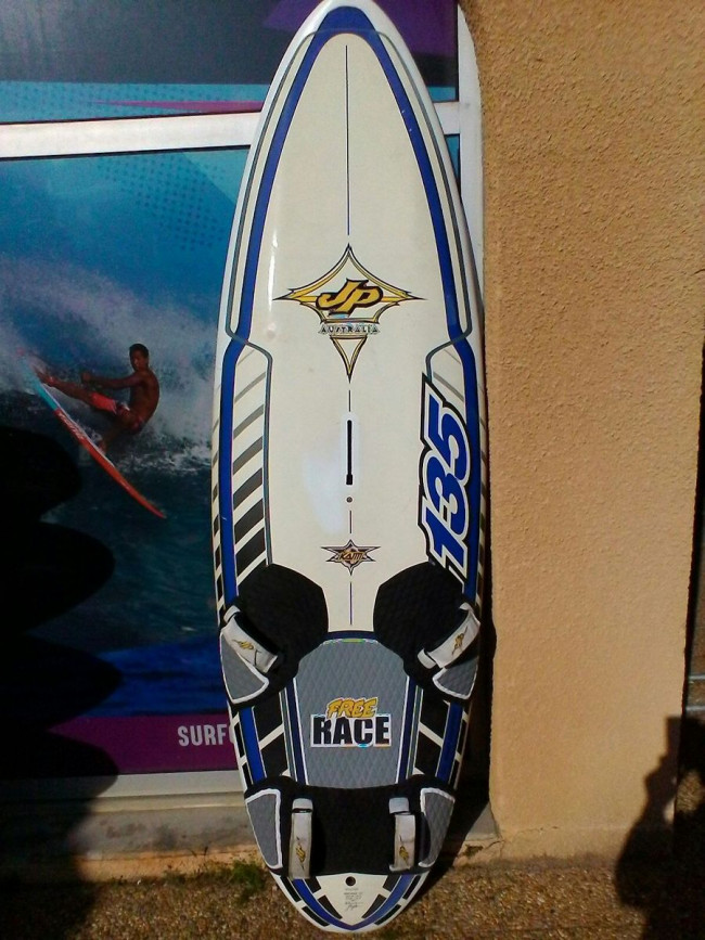 Planche De Windsurf Occasion Jp Australia Freerace 135l 2000