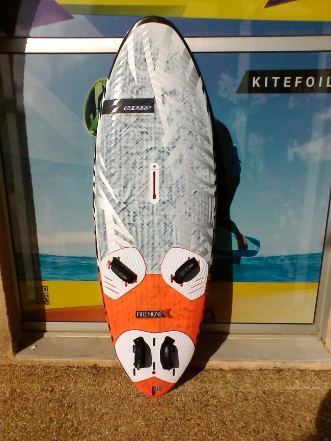 Planche De Windsurf Occasion Rrd Firemove Ltd 120l 2018