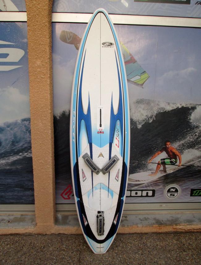 planche de windsurf exocet u surf 2007 76 l. Black Bedroom Furniture Sets. Home Design Ideas