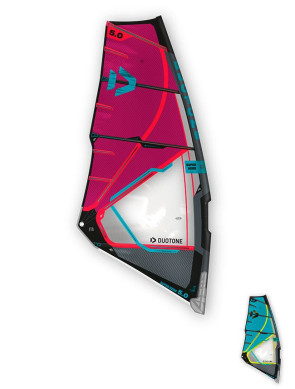 Voile de Windsurf Duotone Super Hero 2020