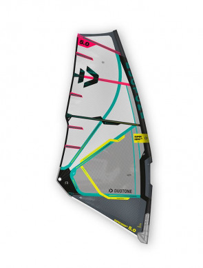 Voile de Windsurf Duotone Super Hero HD 2020