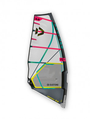 Voile de Windsurf Duotone Super Session HD 2020