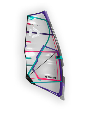 Voile de Windsurf Duotone Super Hero HD 2021