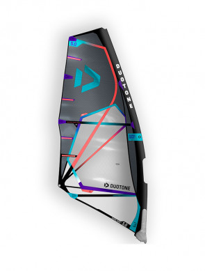 Voile de Windsurf Duotone Super Hero HD 2022