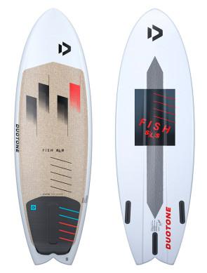 Planche de Kitesurf Duotone Kiteboarding Fish SLS 2021