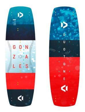 Planche de Kitesurf Duotone Gonzales 2021