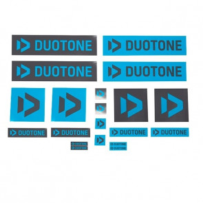 Assortiment stickers Duotone 20pcs