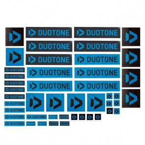 Assortiment Stickers Duotone 54pcs