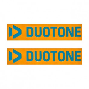 Stickers Duotone lettrage 3D