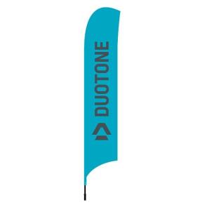 Drapeau de plage avec mât Duotone