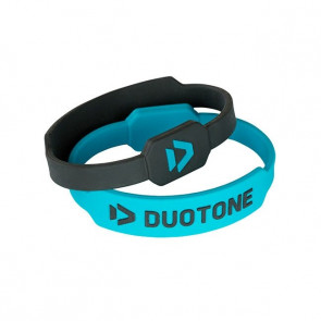 Bracelet Duotone - Petrol / Gris