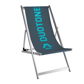 Chaise de plage Duotone - Grey