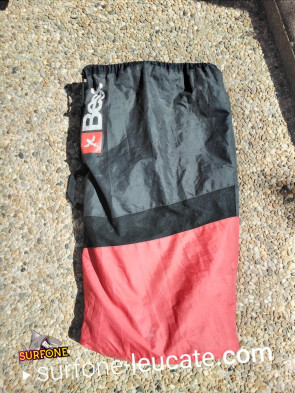 Aile Best Kiteboarding TS 15 m² 2014 d'occasion nue