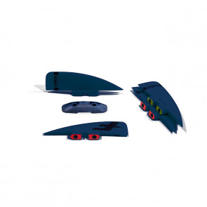 Ailerons Twintip F-One Unibox 2022