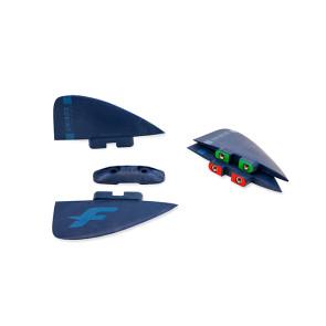 Ailerons Twintip F-One Unibox 2022 - 50 mm