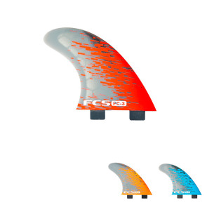 Ailerons FCS Performance Core Quad Fins