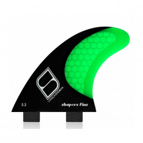 Ailerons Shapers Carbon Stealth S3 x3