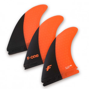 Set ailerons F-One Flow Carbon 2021