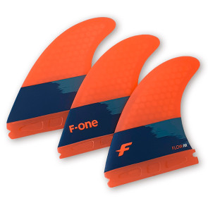 Set ailerons F-One Flow 2022