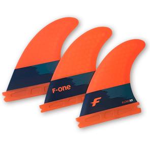 Set ailerons F-One Flow XS 2022 - Papaye