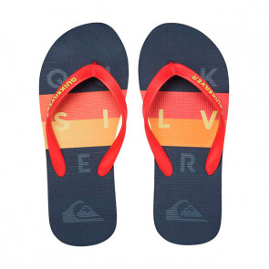 Tongs Enfant Quiksilver Molokai Word Block 2020