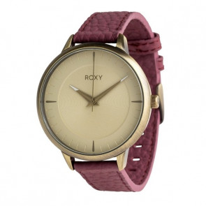 Montre Roxy Avenue Leather Bronze