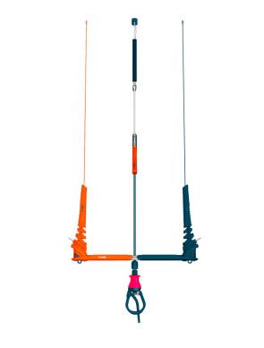 Barre de kitesurf F-One LINX 2022 - 4 lignes