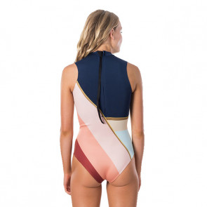 Rip Curl Shorty G-Bomb Cheeky 1 mm Back Zip 2020 - Sans manches